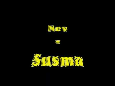 Nev - Susma [Lyrics]