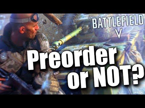 Battlefield V - Preorder or Not? thumbnail