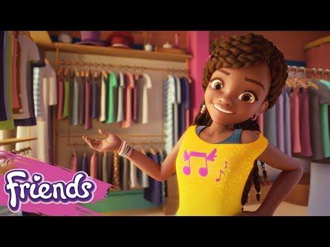 Andrea Starts a Fashion Craze - LEGO Friends - Heartlake City Missions