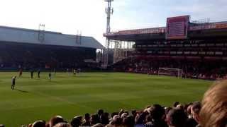 Palace Southampton pre match
