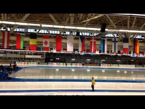 WASS Championships Berlin 2016 (Ireen Wüst vs. Martina Sablikova)