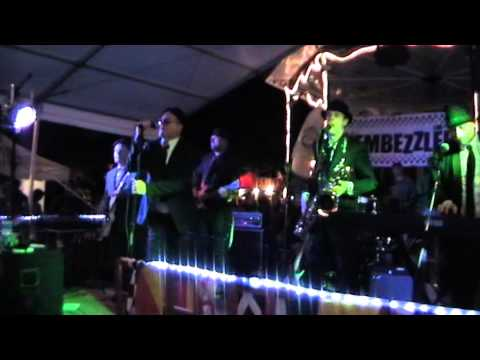 The Embezzlers - Message To You Rudy