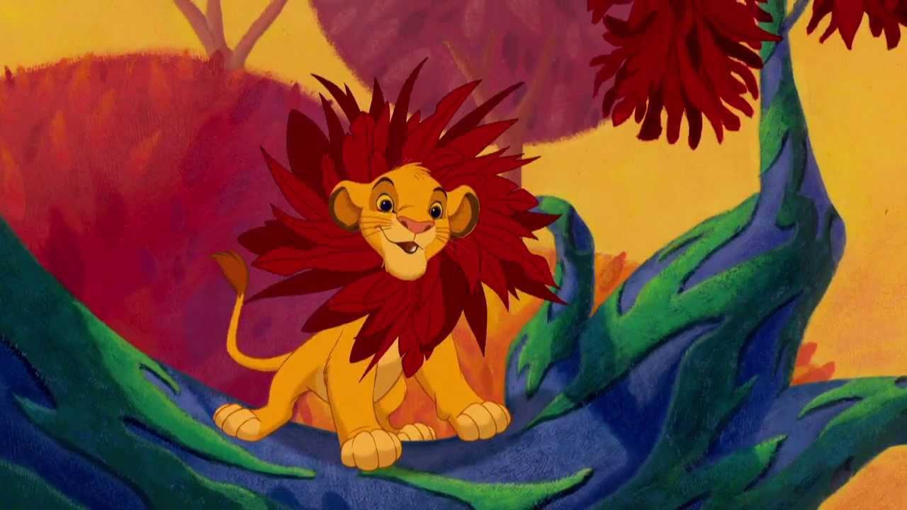 the lion king multilanguage quotim working on my roar