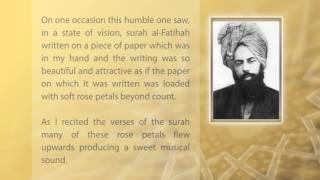 Masih-e-Maud Day: Revelation 8