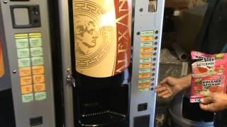 видео Кофе автоматы: продажа и покупка - Александр Фудз - продажа торговых и кофейных автоматов. Ингредиенты для торговых автоматов.