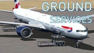 Fsx British Airways - YT