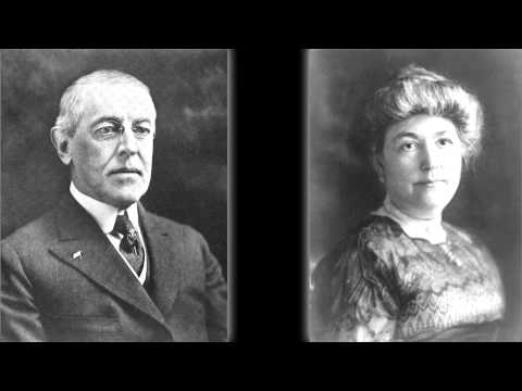 Presidential Minute With Woodrow Wilson