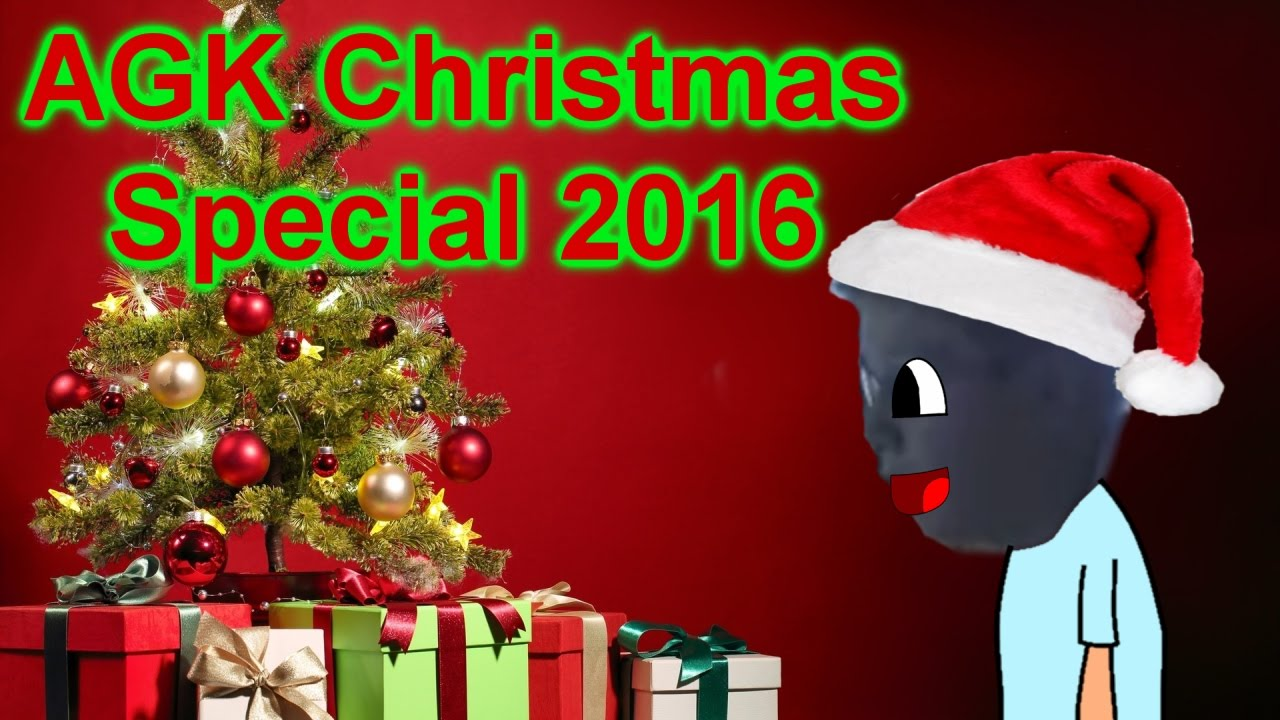 The Angry German Kid Christmas Special 2016 - YouTube