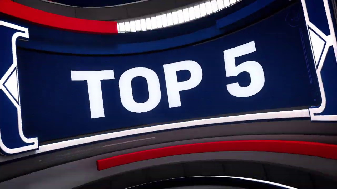 NBA Top 5 Plays of the Night | January 19, 2020