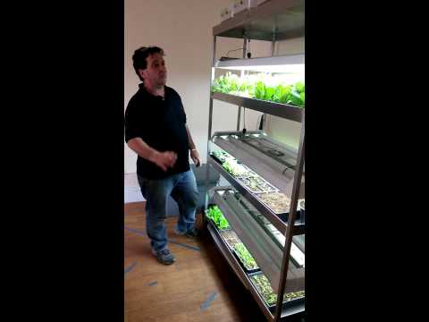 2445 organics improv about indoor grow rack