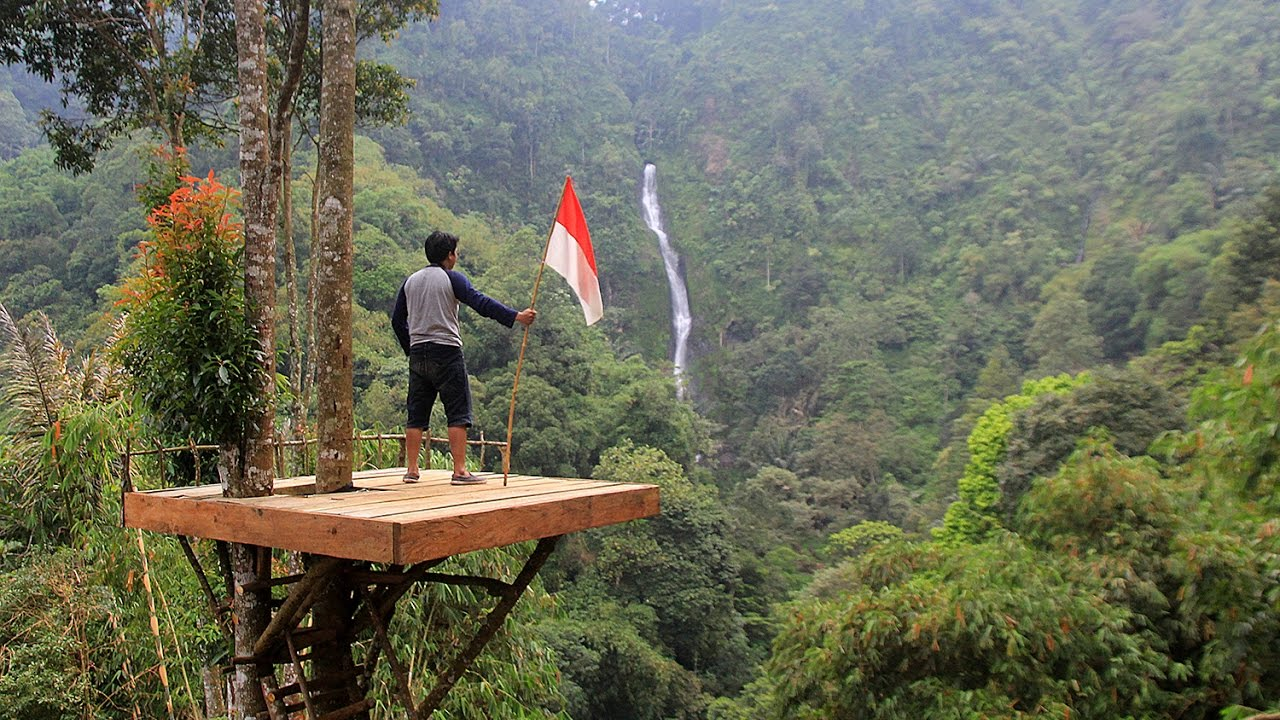 Desa Wisata Cibeusi, Ciater, Subang - YouTube on