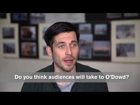 Rob JamesCollier reveals what he thinks audiences will make of O'Dowd
