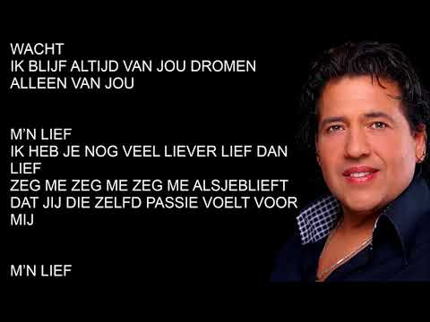 Rein Mercha - Ik heb Jou Liever Dan Lief (Lyric Video)