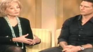 Tom Cruise gets emotional over death of Jett Travolta