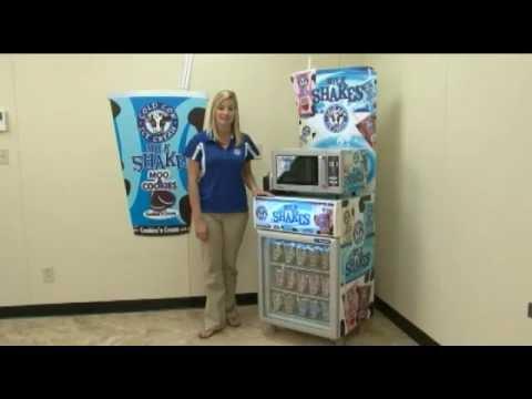 cold cow milk shake demo youtube