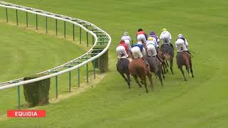 Vidéo de la course PMU PRIX HIPPOMENE