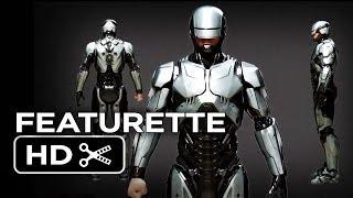 Robocop featurette - suit up (2014) - michael keaton sci-fi movie hd