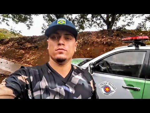 AH POLÍCIA Acabou Com A PESCARIA ..
