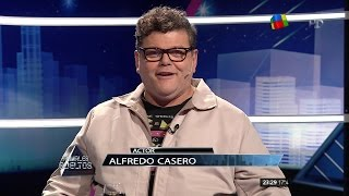 """Alfredo Casero en """"Animales sueltos"""" de Alejandro Fantino - 25/03/16"""