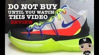 ROKIT x Nike Kyrie Irving 5 Sneaker