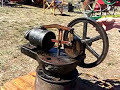 Robinson Patent Hot Air Engine