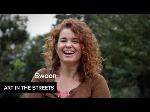 Swoon's Konbit Shelter - Art in the Streets - MOCAtv Ep. 7