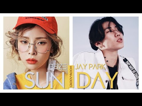 GroovyRoom - 'Sunday' (Feat. Heize, Jay Park) (Hangul/Romanization/English Lyrics)