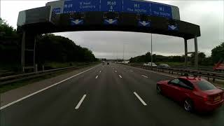 Z89 Travel : Road Trip Walkers Snacks Leicester to Eddie Stobart Rugby Truck Stop on 8/6/2018