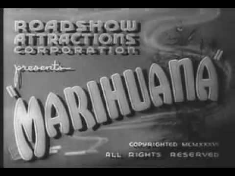 Marihuana: The Devil's Weed! (1936 Drug Propaganda Movie)