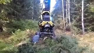 Harvester extrame