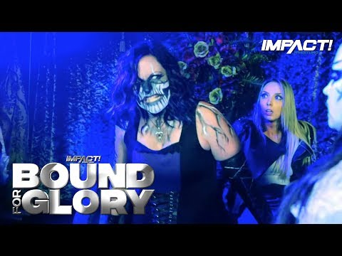 Rosemary RETURNS to Save Allie in the Undead Realm! | Bound for Glory 2018