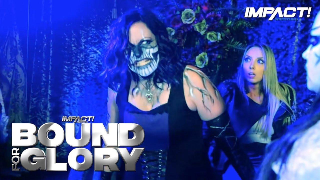 Rosemary Makes Her Return To IMPACT Wrestling