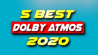 DOLBY ATMOS 2018