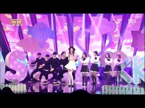 K POP SOYA & KK   NPNP Comeback 20150201 HD