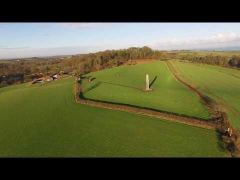 Strangford Lough & Delamont | Drone flight Northern Ireland