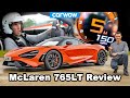 Mclaren 765lt Review: See How Quick It Is 0 60, 100 & 150mph   It'll Blow Your Mind!