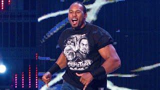 WWE Superstars share heart-warming Shad Gaspard stories