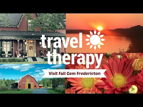 Visit Canadian Hidden Gem Fredericton | TRAVEL THERAPY