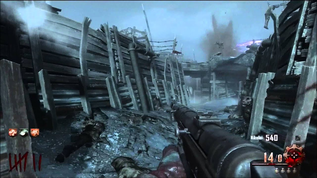 Origins live gameplay walkthrough black ops 2 zombies - Black ops 2 origins walkthrough ...