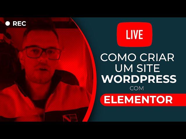 Como Criar Sites Profissionais Com Elementor Page Builder