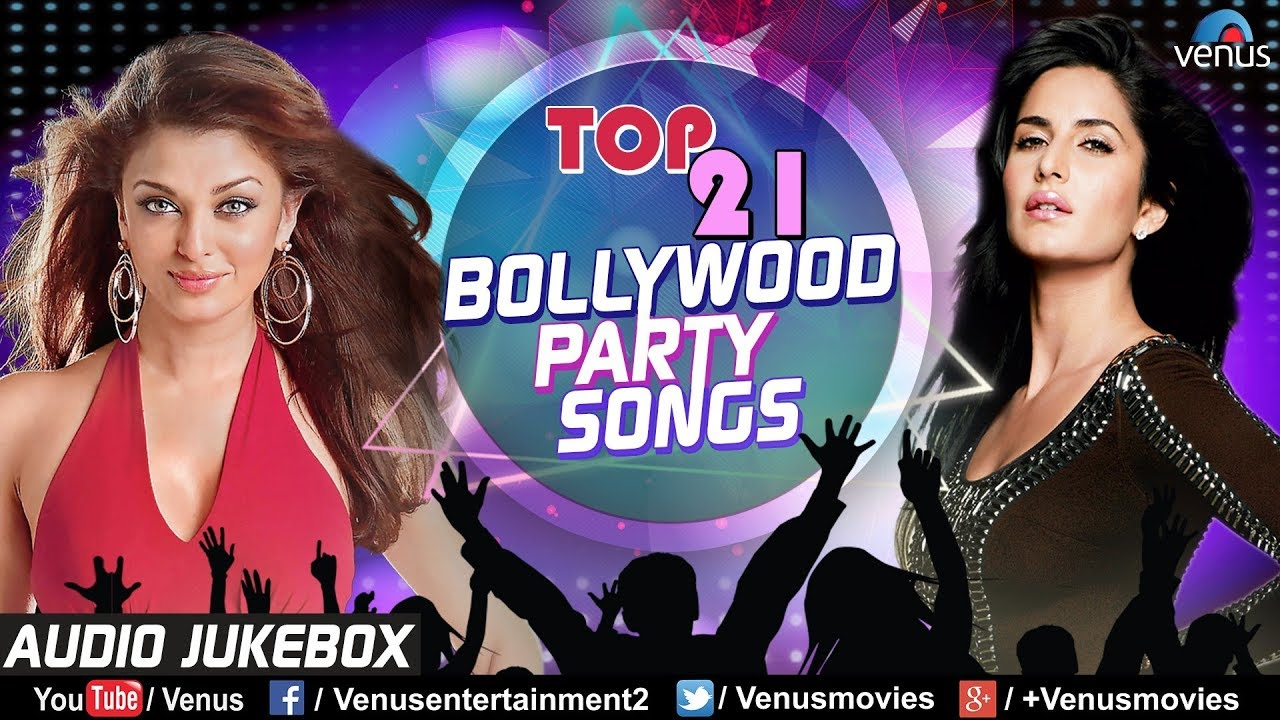 Top Bollywood Party Songs Non Stop Remix Songs JUKEBOX - Top best bollywood hindi dance party songs latest