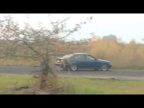 Bmw E39 525i stock drifting