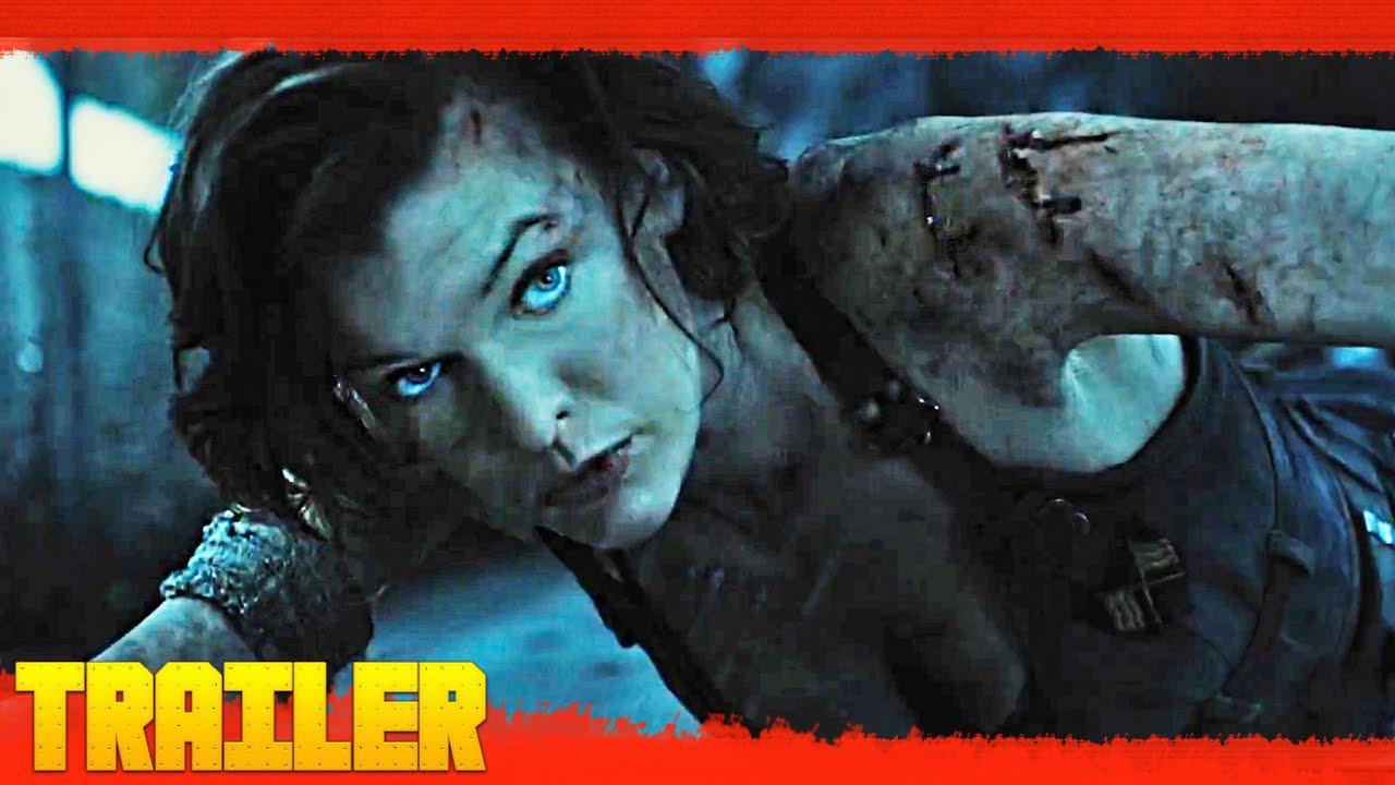 Resident Evil 6: Capítulo Final (2017) Primer Tráiler Oficial Español
