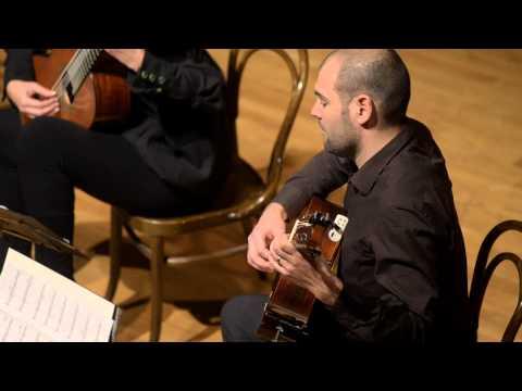 Couperin - Les Barricades Mystérieuses - Zagreb Guitar Quartet