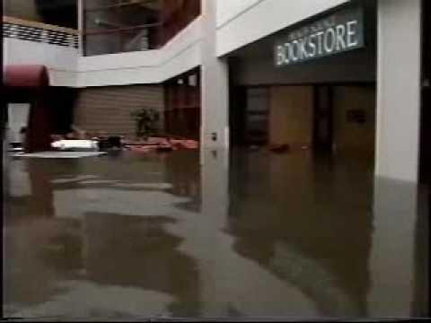 Red River Flood Of 1997: UND Flood Video