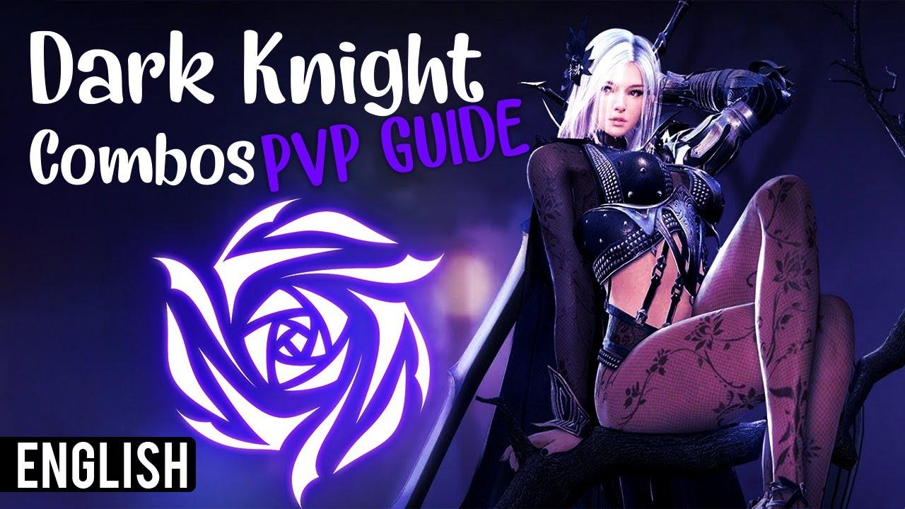 Black Desert Online BDO Dark Knight Guide 2019 - MMOsumo