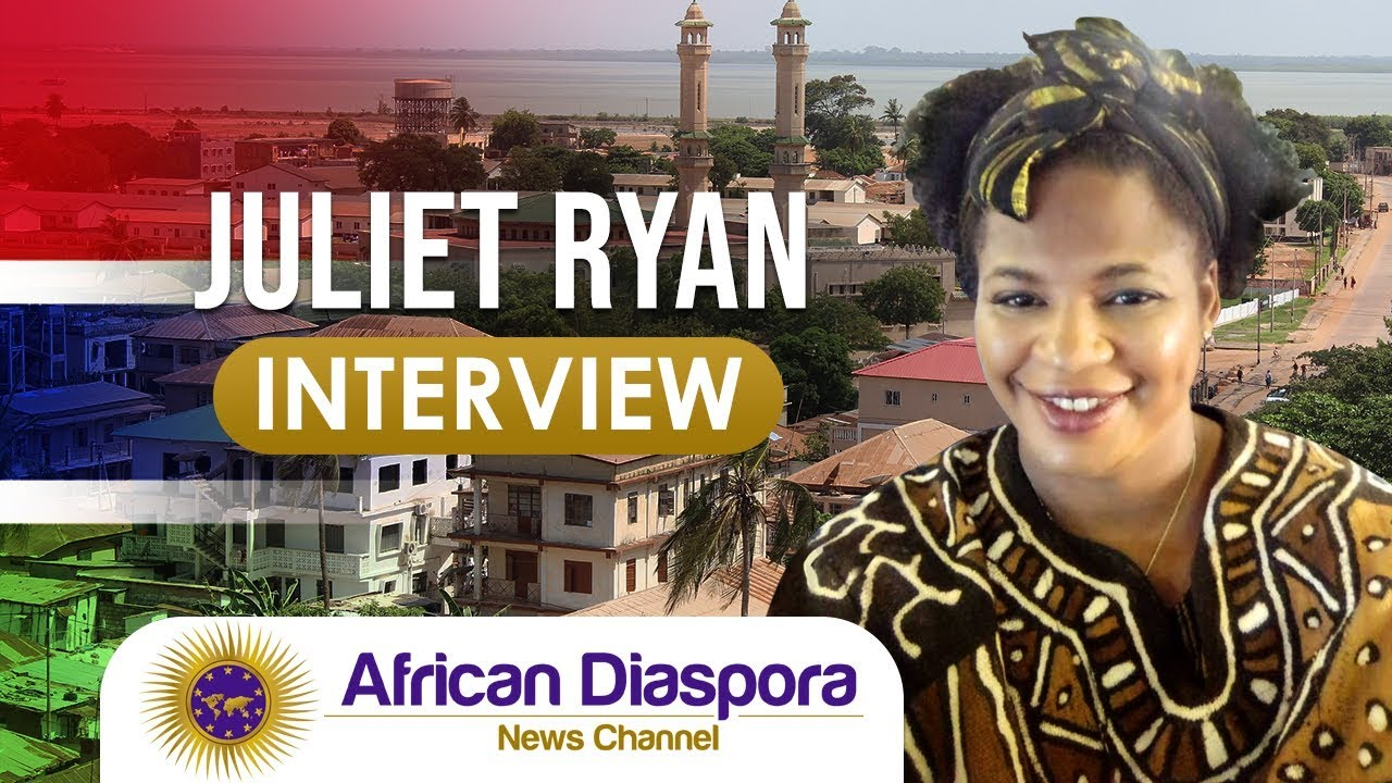 Juliet Ryan Speaks On WS Oppression In UK, Automatic Citizenship For The Diaspora & Freedom