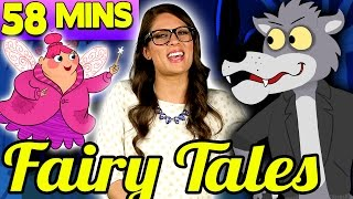 1 Hour of Princess Fairy Tales! - Compilation | Story Time with Ms. Booksy