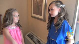 Dance Moms Stars share exclusively with Sally: What's in my Dance Bag and on my Phone