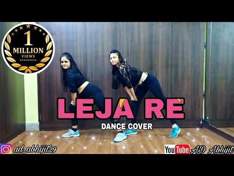 Leja Re Dance Cover   Dhvani Bhanushali   Tanishk Bagchi   AD Abhijit Choreography
